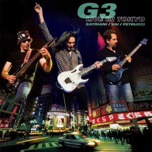 Image for 'G3: Live in Tokyo'