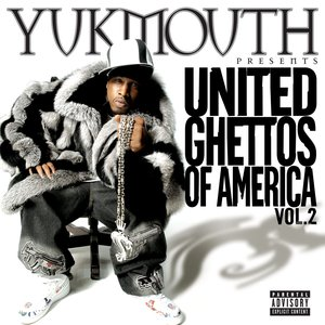 Image for 'Yukmouth Presents United Ghettos Of America Vol. 2'