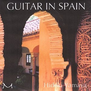 Image pour 'Guitar in Spain'