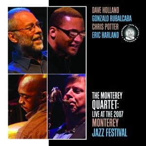 Image for 'The Monterey Quartet: Live at the 2007 Monterey Jazz Festival'