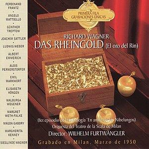 Image for 'Wagner: Das Rheingold (El oro del Rin)'