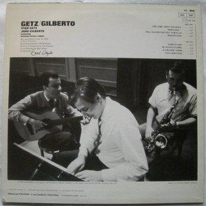 Image for 'Stan Getz & Joao Gilberto feat. Antonio Carlos Jobim'