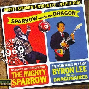 Image for 'Mighty Sparrow & Byron Lee'
