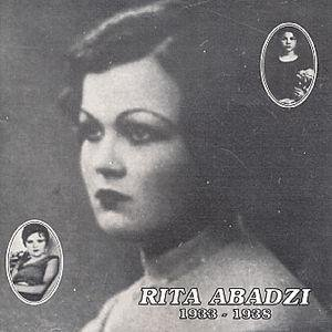 Image for 'Rita Abadzi 1933-1938'