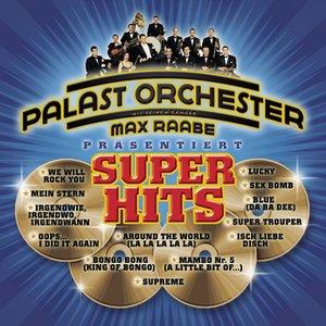 Image for 'Superhits präsentiert vom Palast Orchester mit seinem Sänger Max Raabe'
