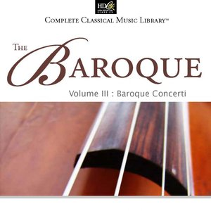 Image for 'The Baroque: Vol. 3: Baroque Concerti: Bach - Concerti For Keyboards'