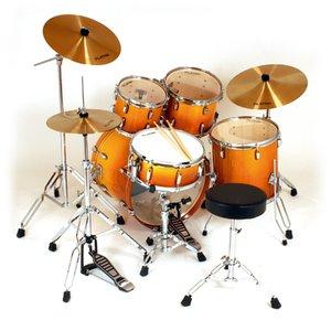 Bild för 'Space Drums'