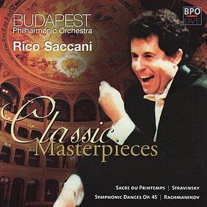 Image for 'Rachmaninov - Symphonic Dances, Op. 45: Rachmaninov - Symphonic Dances: III. Lento assai (Rachmaninov - Symphonic Dances: III. Lento assai)'