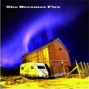Bild för 'She Becomes Fire'