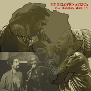 Image for 'My Beloved Africa feat. Damian Marley - Single'