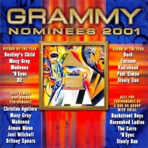 Image for 'Grammy Nominees 2001'