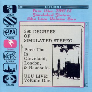 Image for '390° of Simulated Stereo'