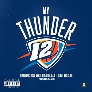 Image for 'MY THUNDER'