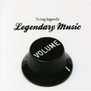 Immagine per 'Legendary Music, Vol. 1'