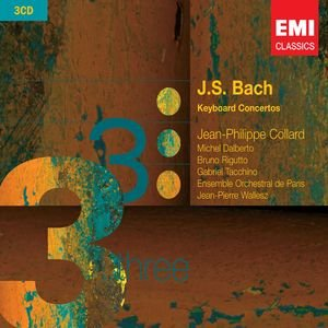 Image for 'Bach: Keyboard Concertos'