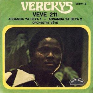 Bild för 'Veve 211: Assamba Ya Beya 1 / Assamba Ya Beya 2'