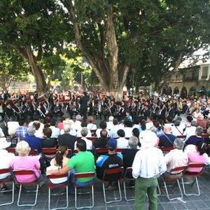 Image for 'Banda de musica del estado de Oaxaca'