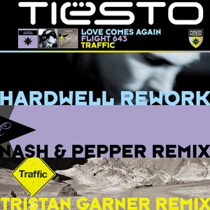 Image for 'Traffic (Tristan Garner Remix)'