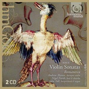 Imagem de 'Violin Sonatas'