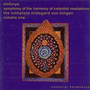 Image for 'HILDEGARD VON BINGEN: Symphony of the Harmony of Celestial Revelations'
