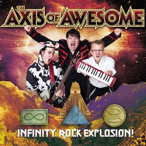 Image for 'Infinity Rock Explosion!'