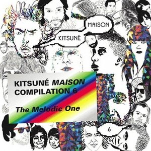 Image for 'Hear It In The Cans - Kitsune Maison 6 Compilation'