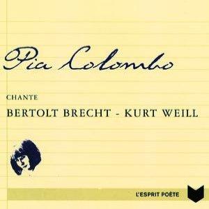 Imagen de 'Chante Bertolt Brecht Et Kurt Weill'