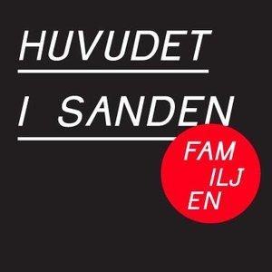 Bild für 'Huvudet I Sanden'