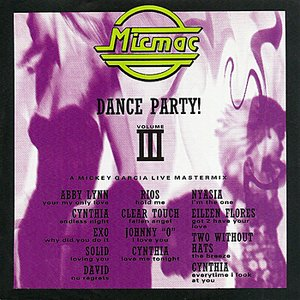 Image for 'Micmac Dance Party volume 3 - mixed by DJ Mickey Garcia'