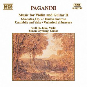 Image for 'Music for Violin and Guitar II'