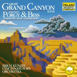 Image for 'Grofe: Grand Canyon Suite & Gershwin: Catfish Row'