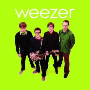 Image for 'Weezer (Green)'