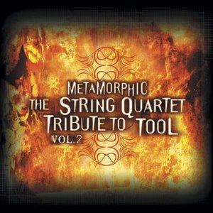 Image pour 'The String Quartet Tribute to Tool, Volume 2: Metamorphic'