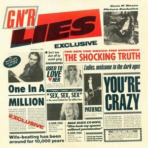 Bild för 'G N' R Lies'