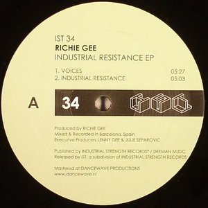 Image for 'Industrial Resistance EP'