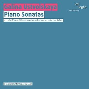 Image for 'Ustvolskaya: Piano Sonatas'