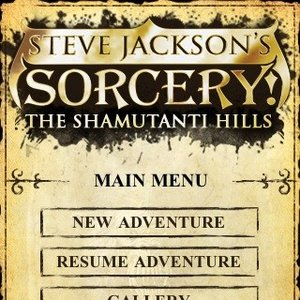 Image for 'Steve Jackson's Sorcery - The Shamutanti Hills Soundtrack'