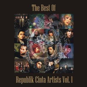 Image pour 'The Best of Republik Cinta Artists Vol. 1'
