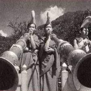 Image for 'Monks of the Dip Tse Chok Ling Monastery'