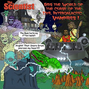 Image for 'The Scientist Rids the World of the Evil Curse of The Intergalactic Vampire'