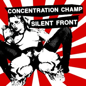 Image for 'Silent Front & Concentration Champ Split Pink 7 Inch'