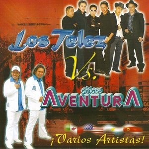 Image for 'Los Telez-VS-Chiocs Aventura'