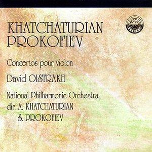 Image for 'Khatchaturian / Prokofiev: Conc. Pour Violon'