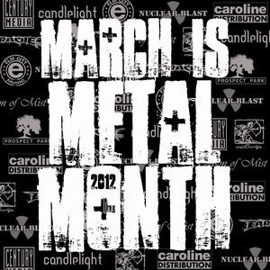 Image for 'March is Metal Month - 2012 Sampler'