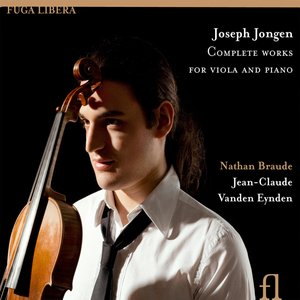 Image for 'Jongen: Complete Works for Viola and Piano'