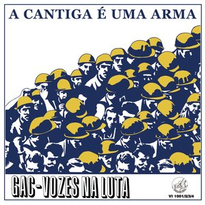 Image for 'A Cantiga é Uma Arma'