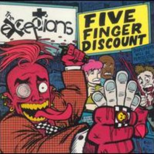 Image pour 'Five Finger Discount'