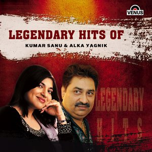 Immagine per 'Legendary Hits Of Kumar Sanu & Alka Yagnik'