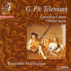 Image for 'G. Ph. Telemann: Concerti da Camera'
