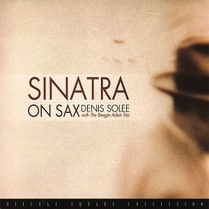 Image for 'Sinatra On Sax'